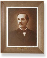 Rev. Seth Axtell, 1888-1890