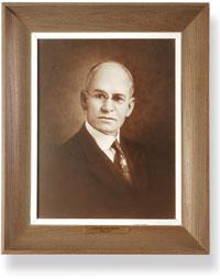Rev. John Bailey, 1914-1917