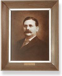 Rev. Arthur Chaffee, 1895-1899