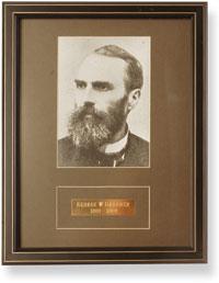George Garner, 1881-1884