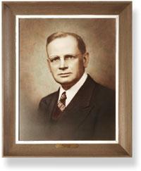 Rev. Milton Hoffman, 1917-1925