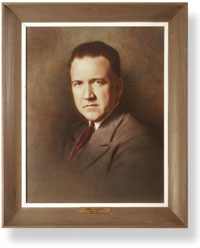 Dr. Irwin Lubbers, 1934-1945