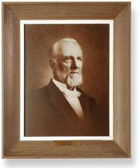 Rev. Daniel Reed, 1885-1886
