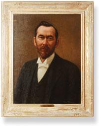 Rev. John Stuart, 1891-1895