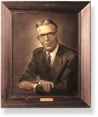 Rev. Gerrit Vander Lugt, 1946-1960