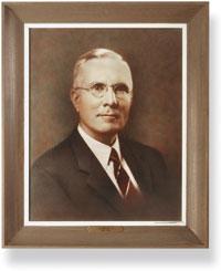 Rev. John Wesselink, 1925-1934