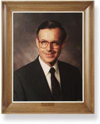 Dr. William Wiebenga, 1990-1997